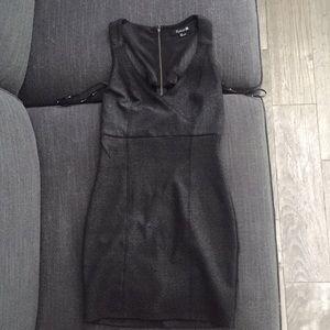 forever21 little black dress.